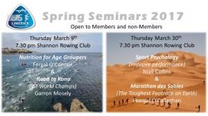 March Seminars